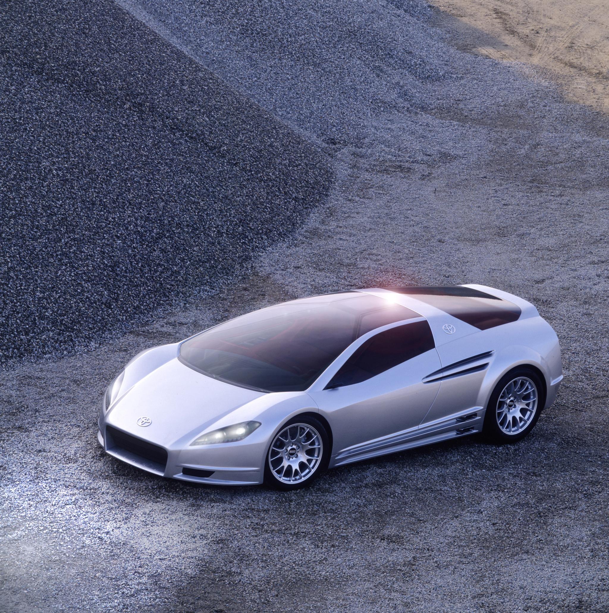 2005 Lexus Rx >> Toyota Volta by Italdesign-Giugiaro S.p.A., Italy | Michelin Challenge Design