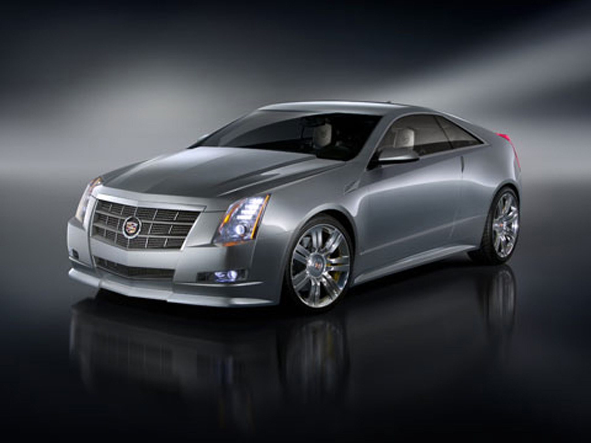 Cadillac CTS Coupe by General Motors Cadillac Studio USA