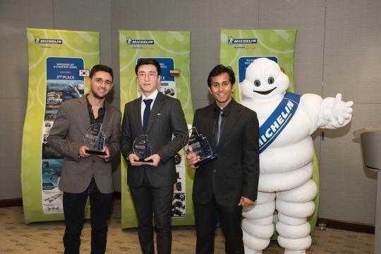 Michelin Challenge Design 2016 Winners