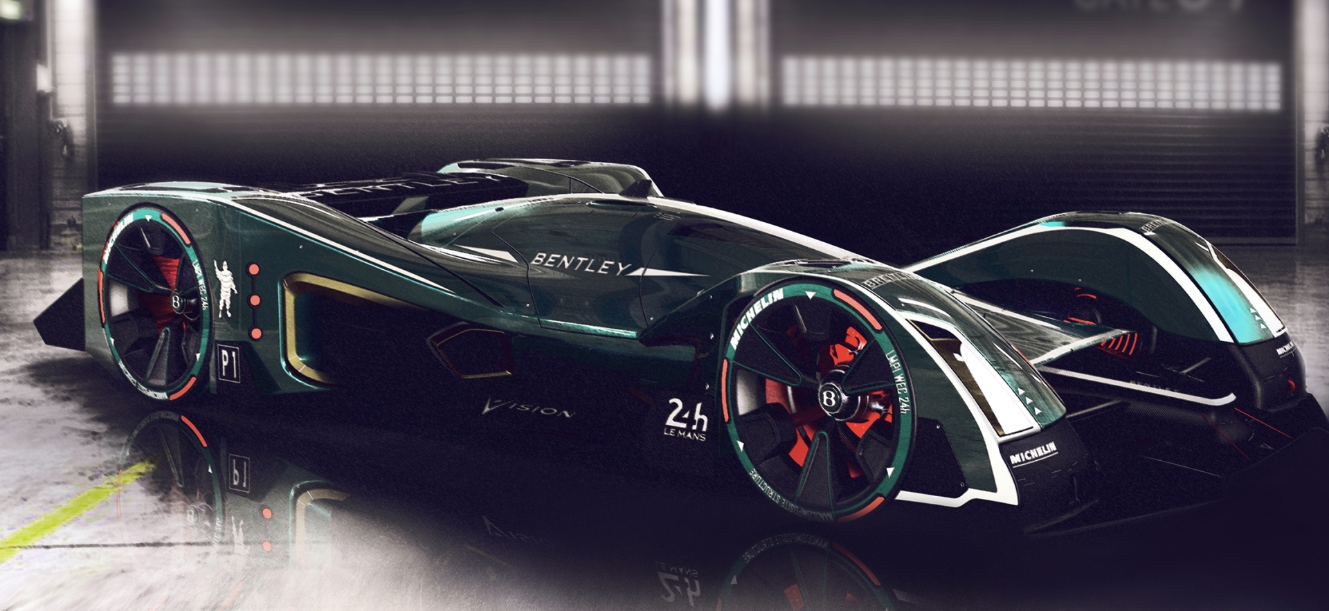 The most beautiful cars ever page 6 for Design piscine le mans