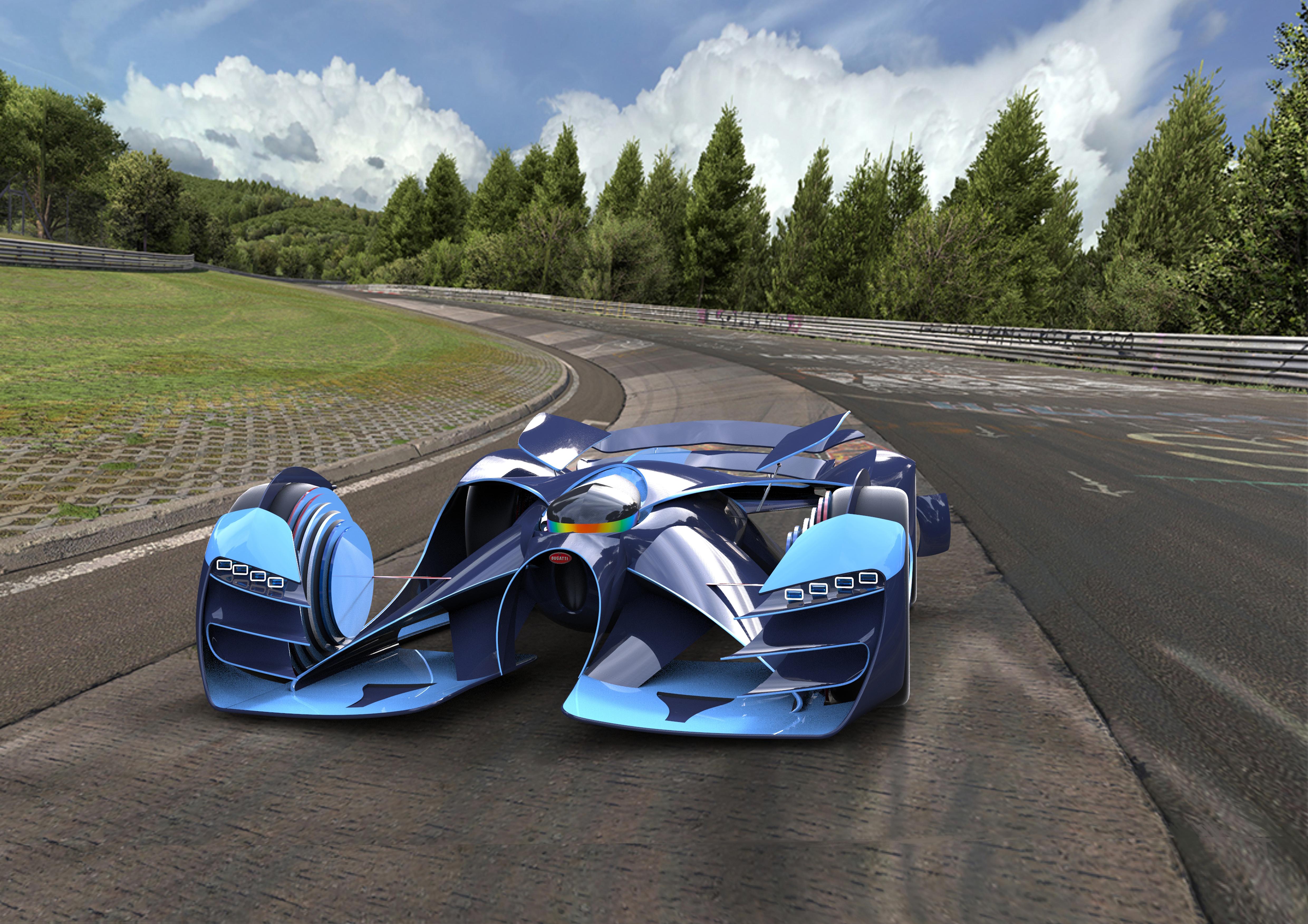 Cars Italy Race